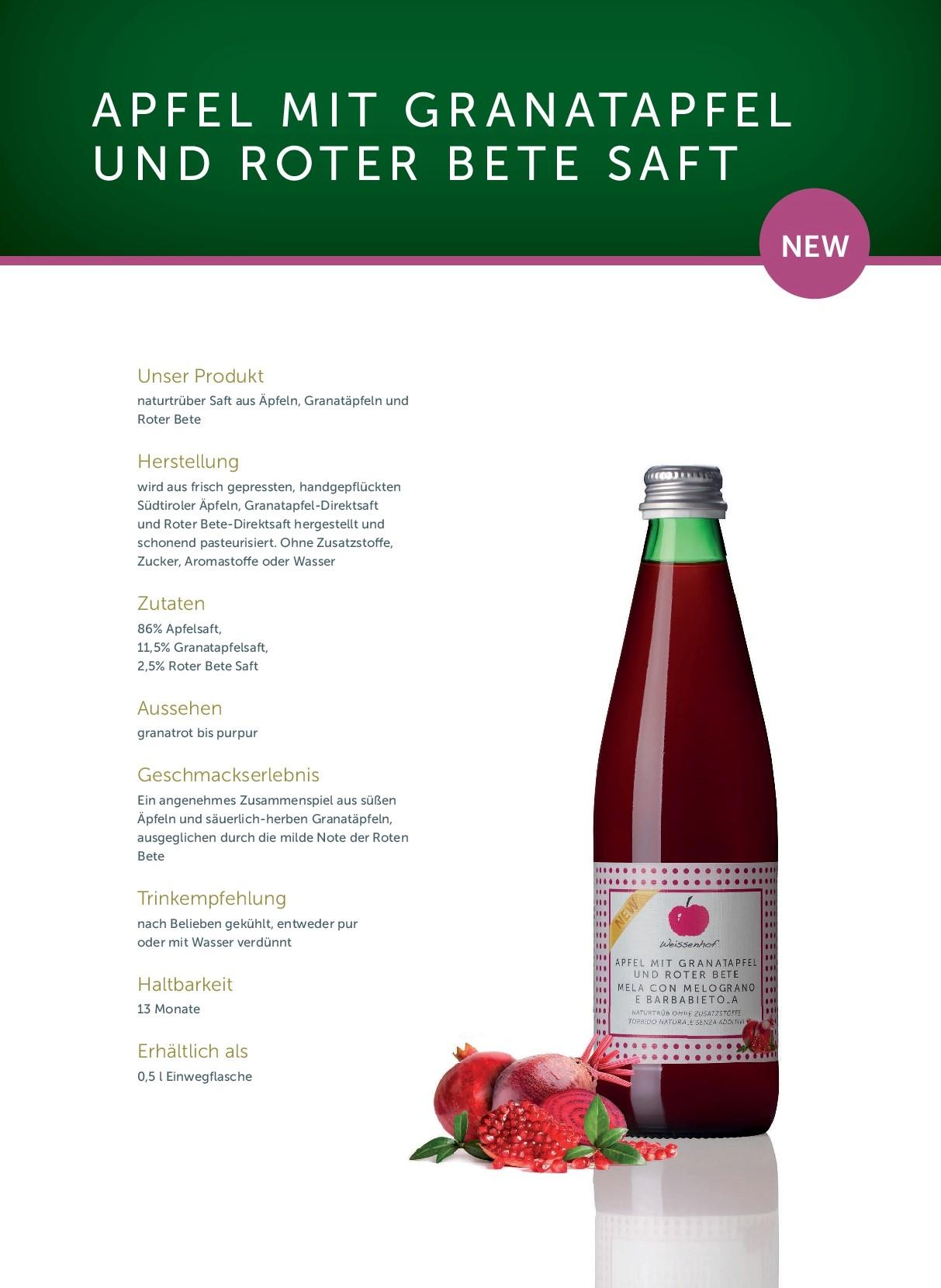 2020_Produktfolder Apfel mit Granatapfel und Roter Beete Saft_de