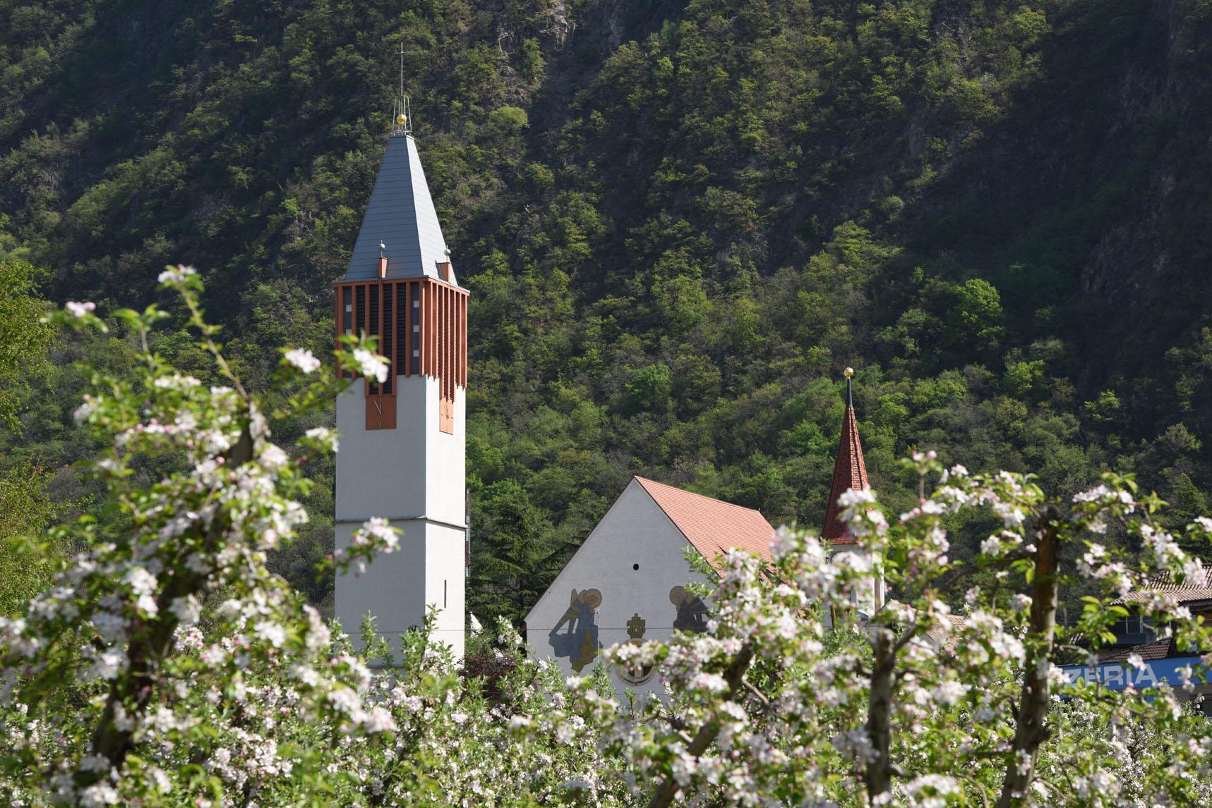 Blick aufs Dorf 1