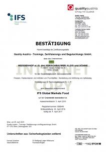 2016_IFS Zertifikat de
