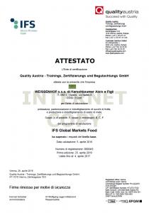 2016_IFS Zertifikat ita